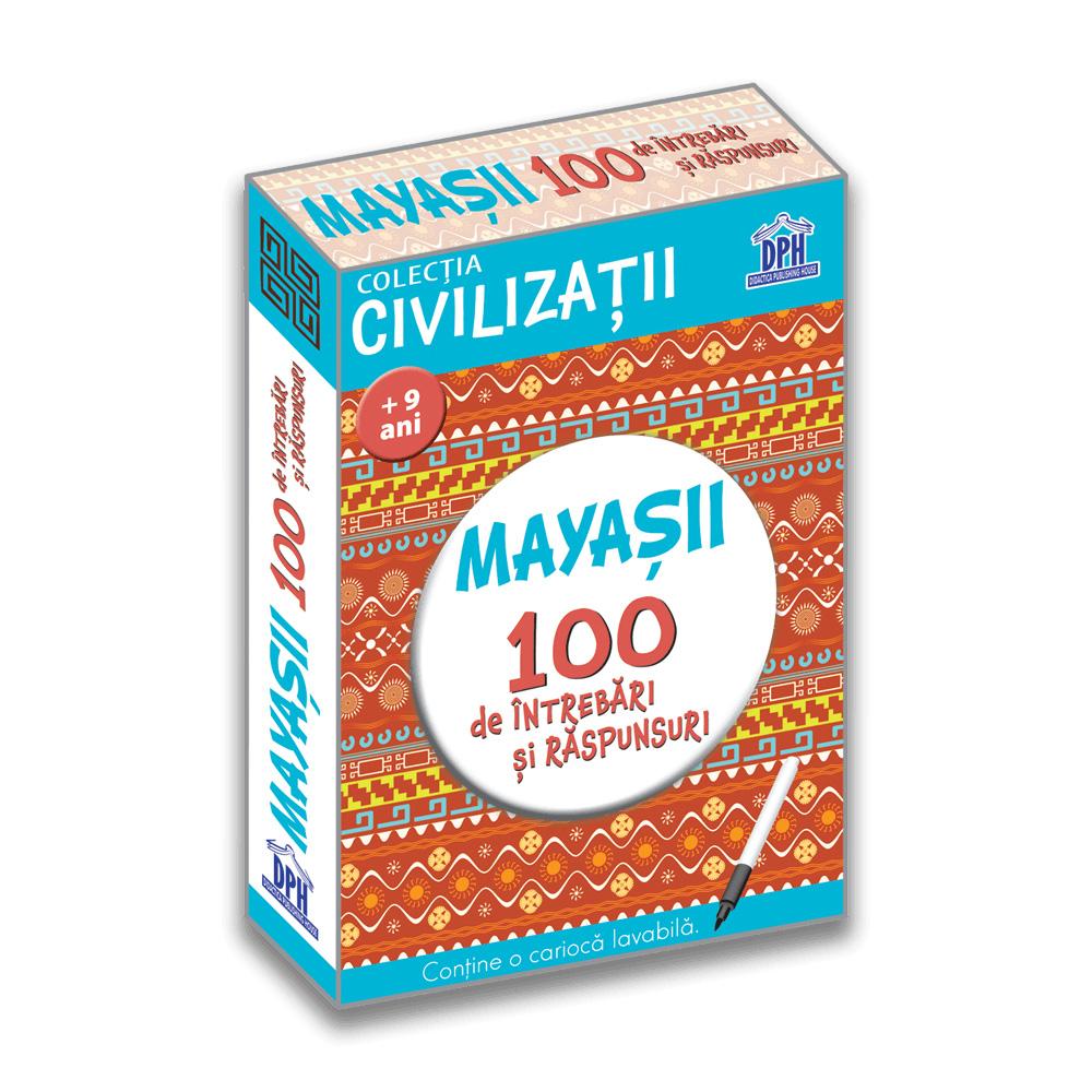 Carte Editura DPH, Mayasii 100 de intrebari si raspunsuri, Girmacea Gabriela