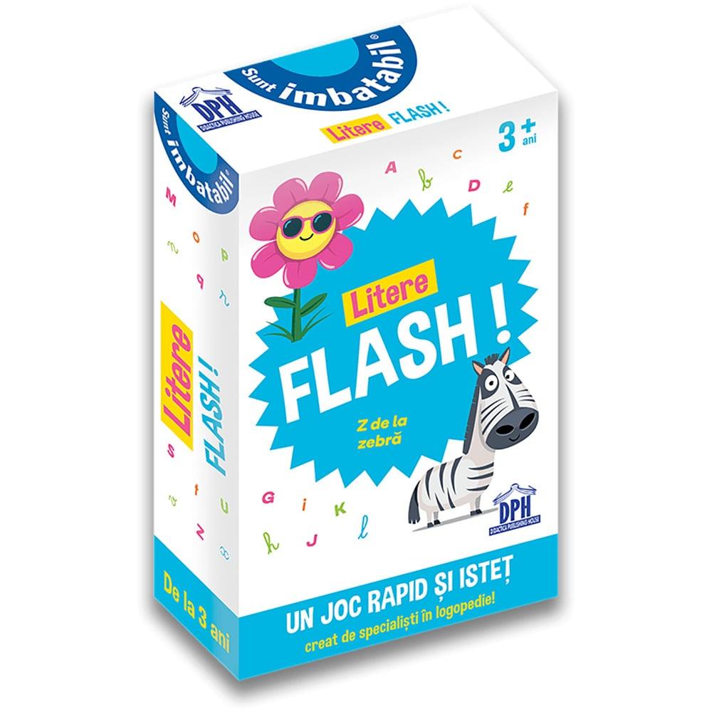 Editura DPH, Sunt imbatabil, Litere flash!