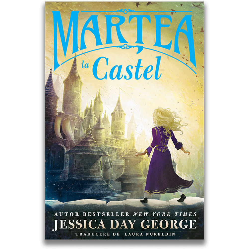 Carte Editura DPH - Martea la Castel, Jessica Day George imagine 2021
