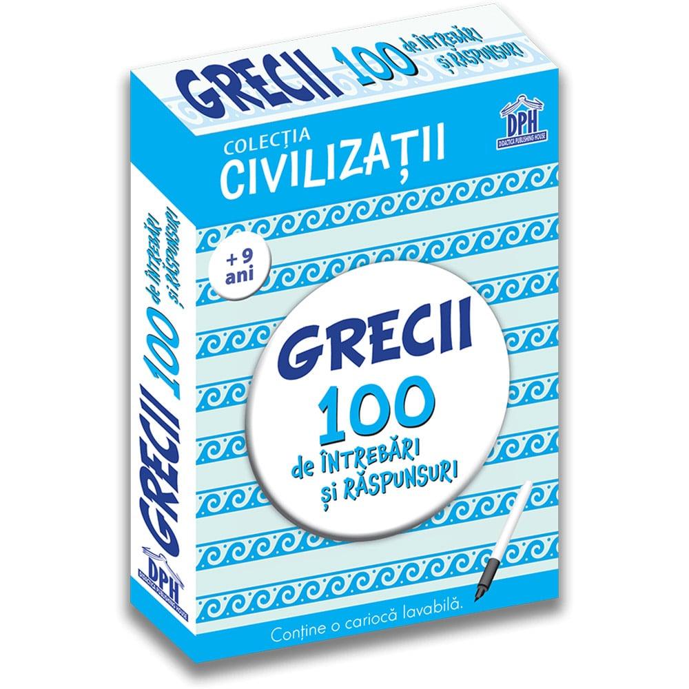 Editura DPH - Grecii - 100 de intrebari si raspunsuri, Gabriela Girmacea