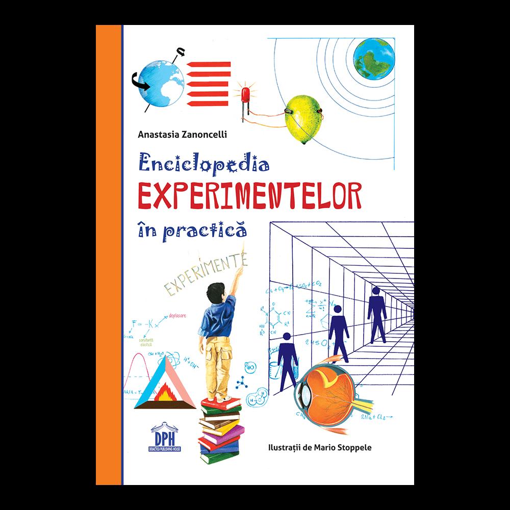Enciclopedia experimentelor in practica, Anastasia Zanoncelli