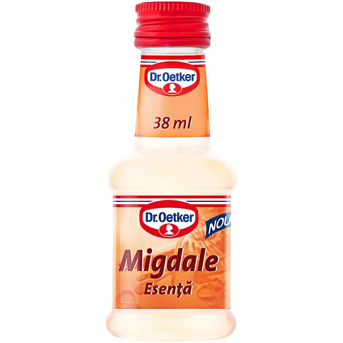 Esenta de migdale Dr Oetker, 38 ml imagine