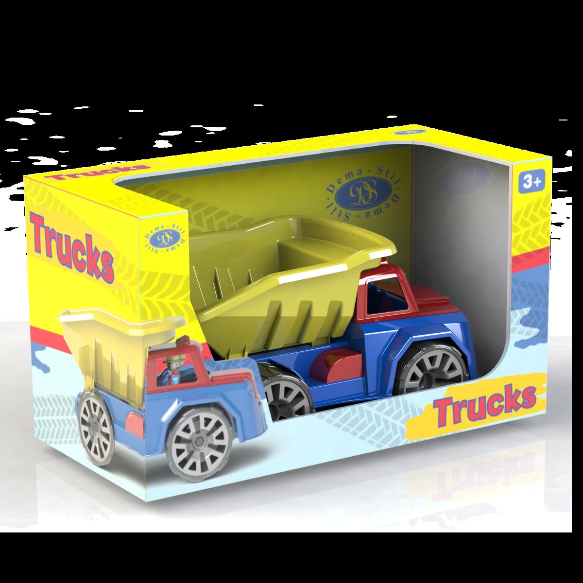 Camion de incarcare cu figurina - Dema Still