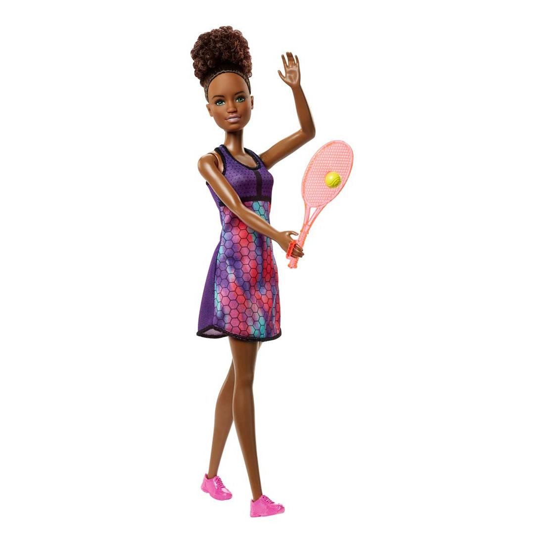 Papusa Barbie Career, Jucatoare de tenis, FJB11