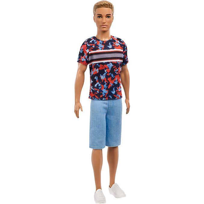 Papusa Barbie Fashionistas - Ken (FXL65)