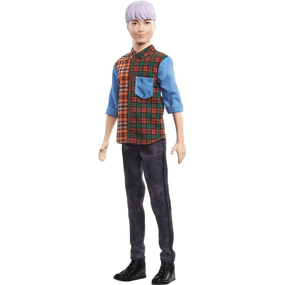 Papusa Barbie Fashionistas, Ken, GYB05