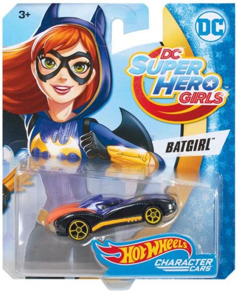 Masinuta Hot Wheels DC Super Hero Girls imagine