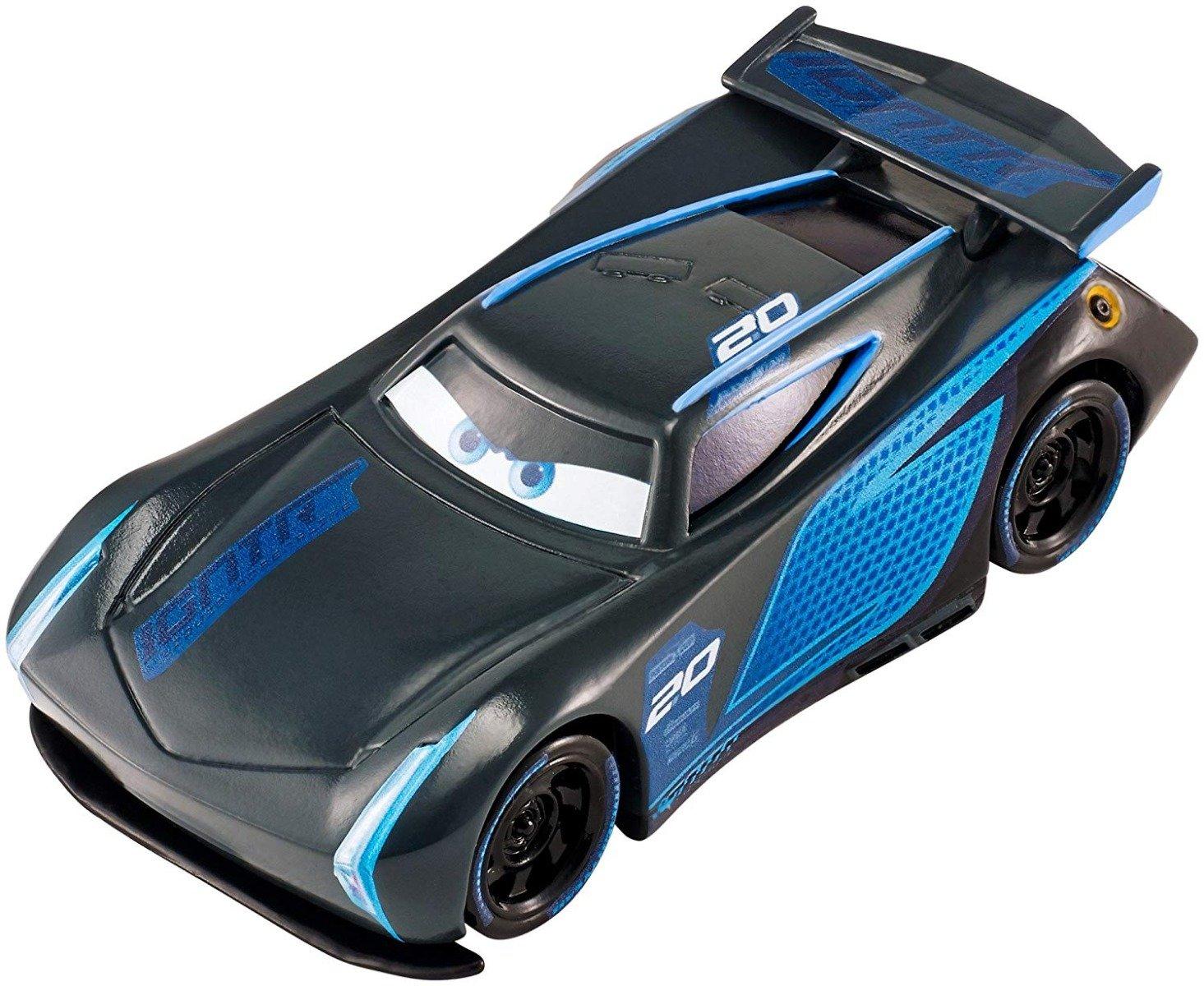 Masina Cars Die Cast - Jackson Storm (DXV34)