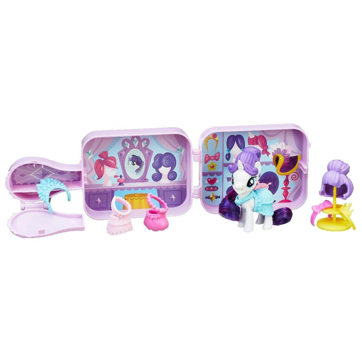 set de joaca cu accesorii my little pony - rarity