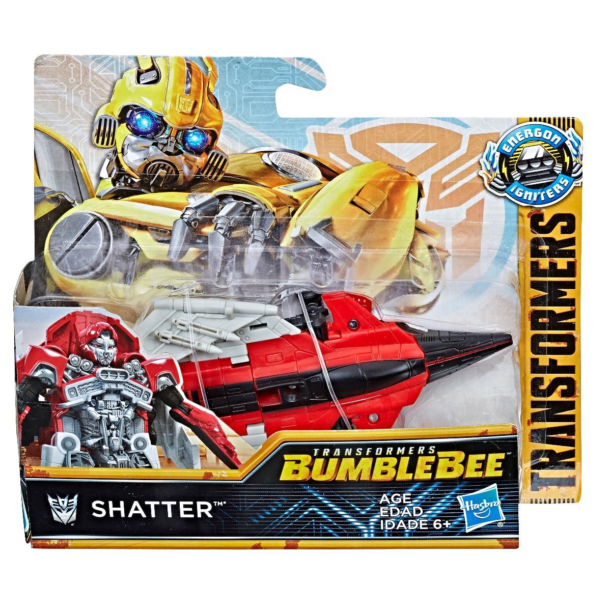 Figurina Transformers Energon Igniters Red Light 1
