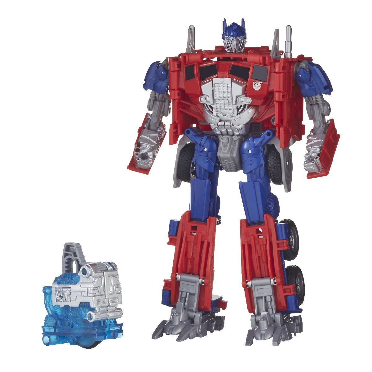 Figurina Transformers Energon Igniters Radar Optimus Prime
