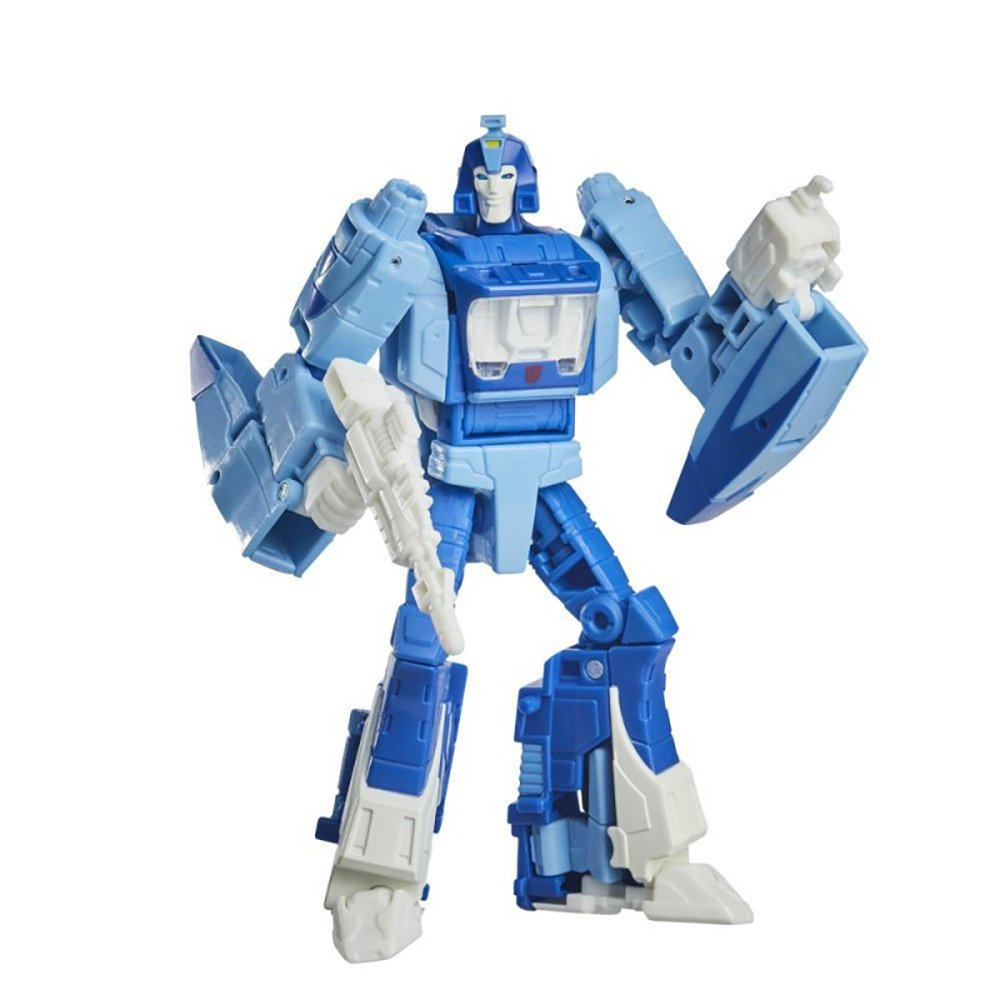Figurina Transformers Deluxe Studio Series, Blurr, F0711