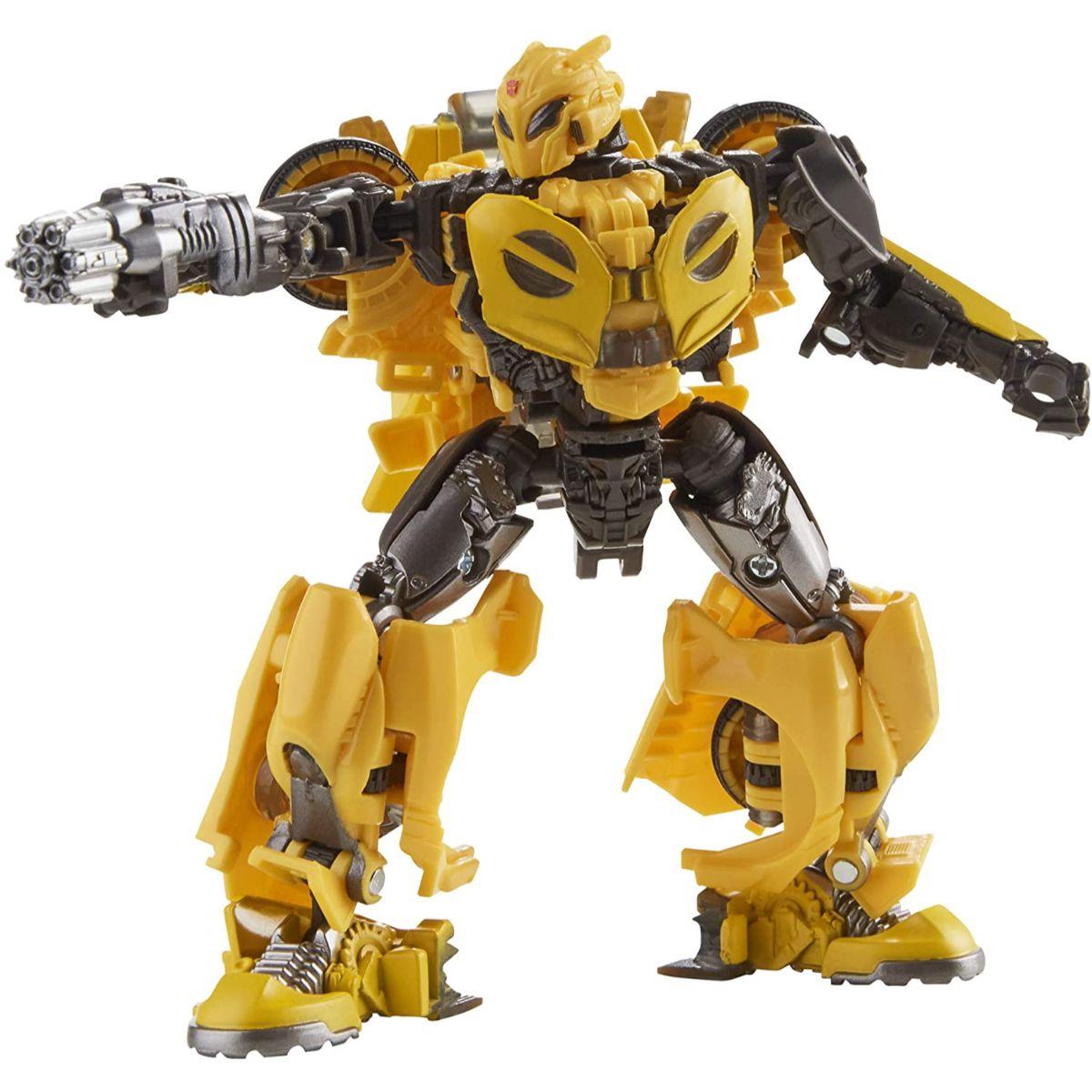 Figurina Transformers Deluxe Studio Series, Bumblebee, F0784