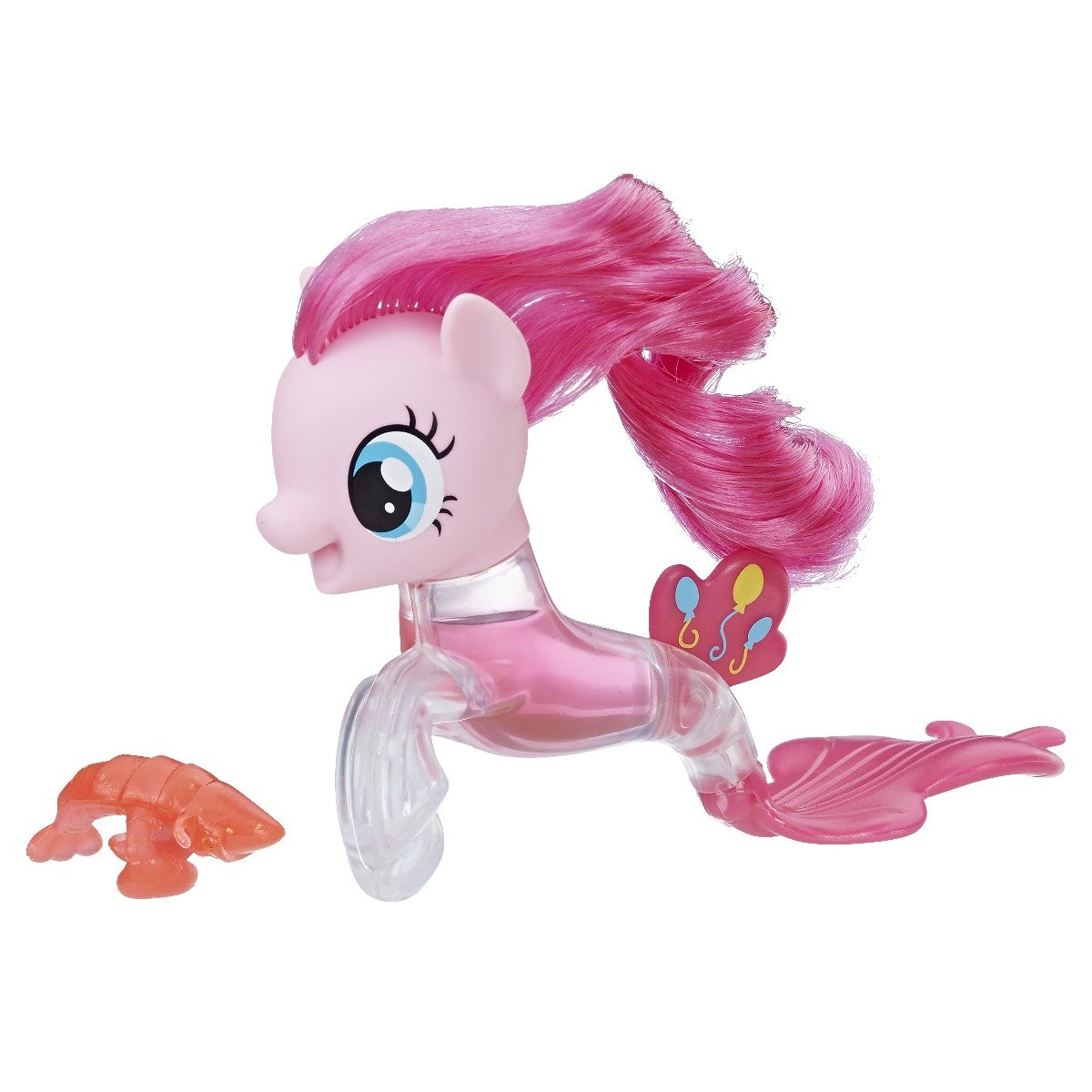 Figurina My Little Pony The Movie - Flip Flow Pinkie Pie