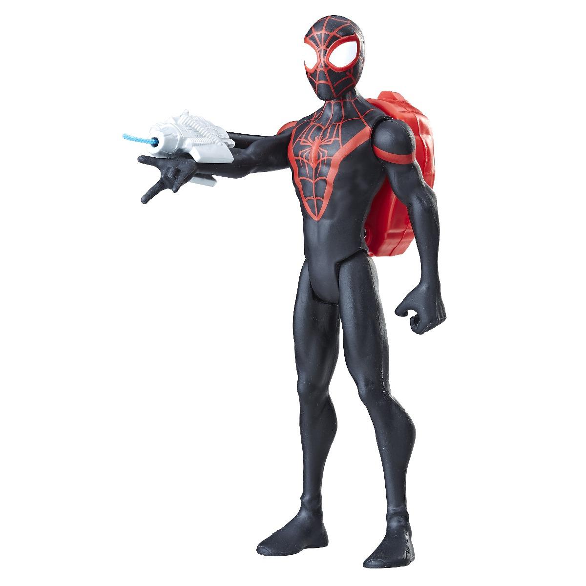 figurina de actiune spiderman, kid arachnid, 15 cm
