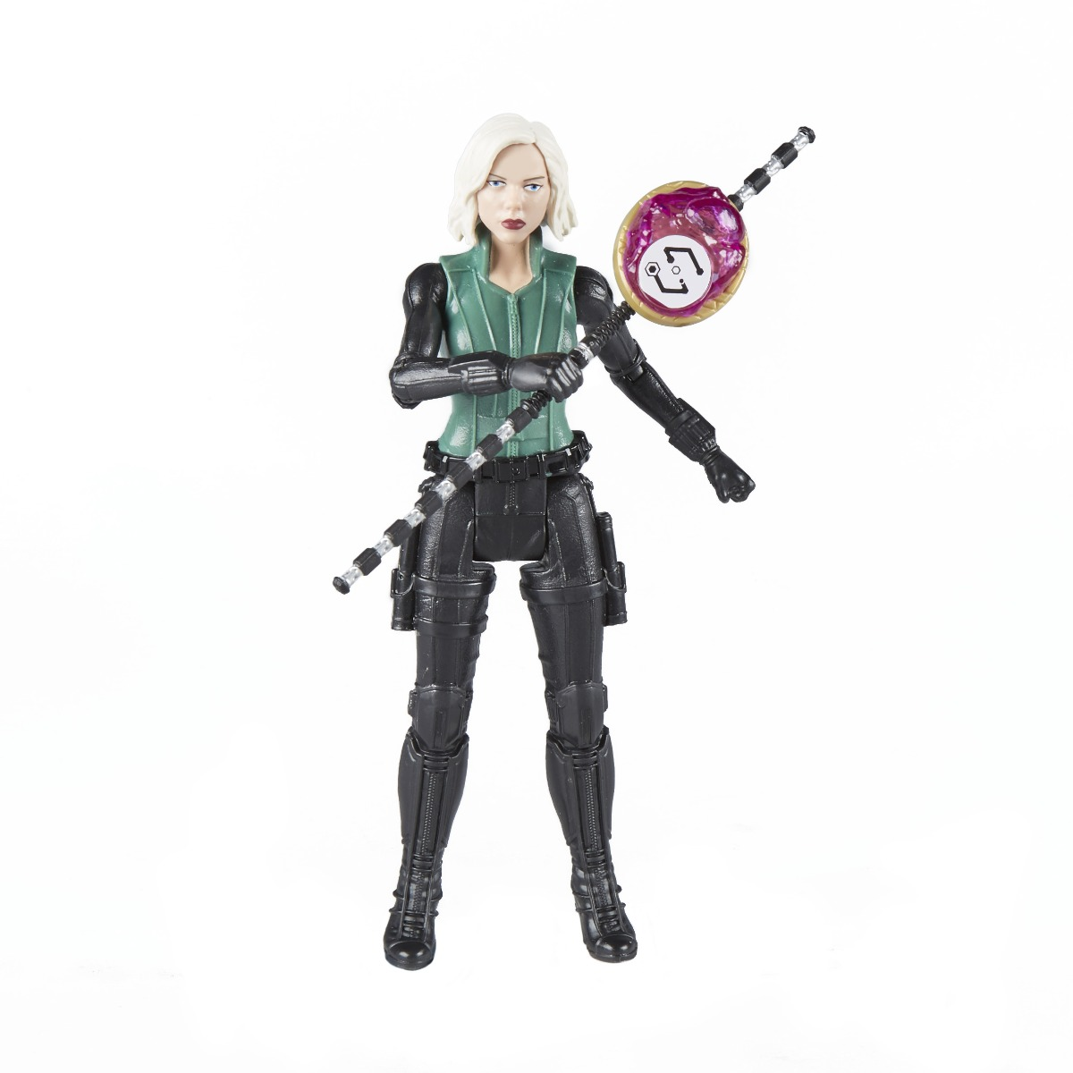 Figurina Avengers Infinity War, Black Widow, 15 cm