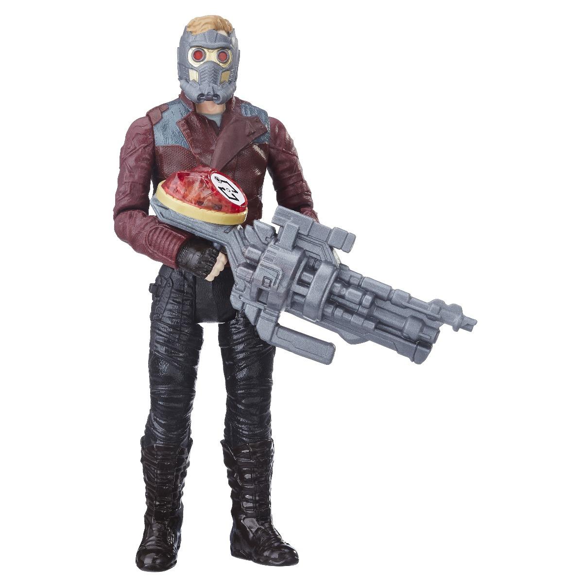figurina avengers infinity war, star-lord, 15 cm