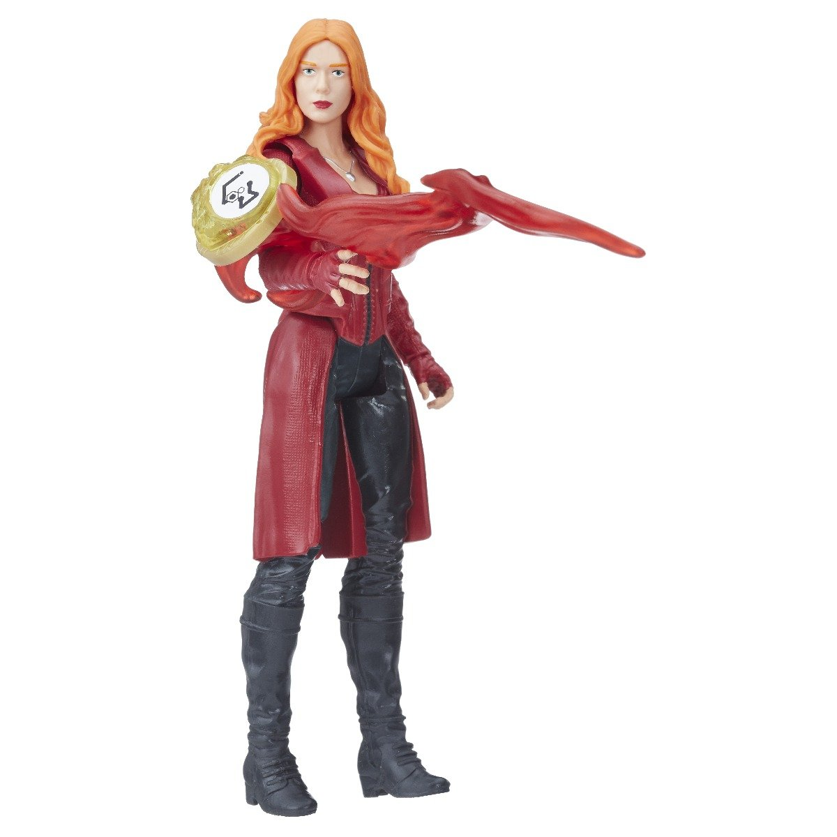 Figurina Avengers Infinity War, Scarlet Witch, 15 cm