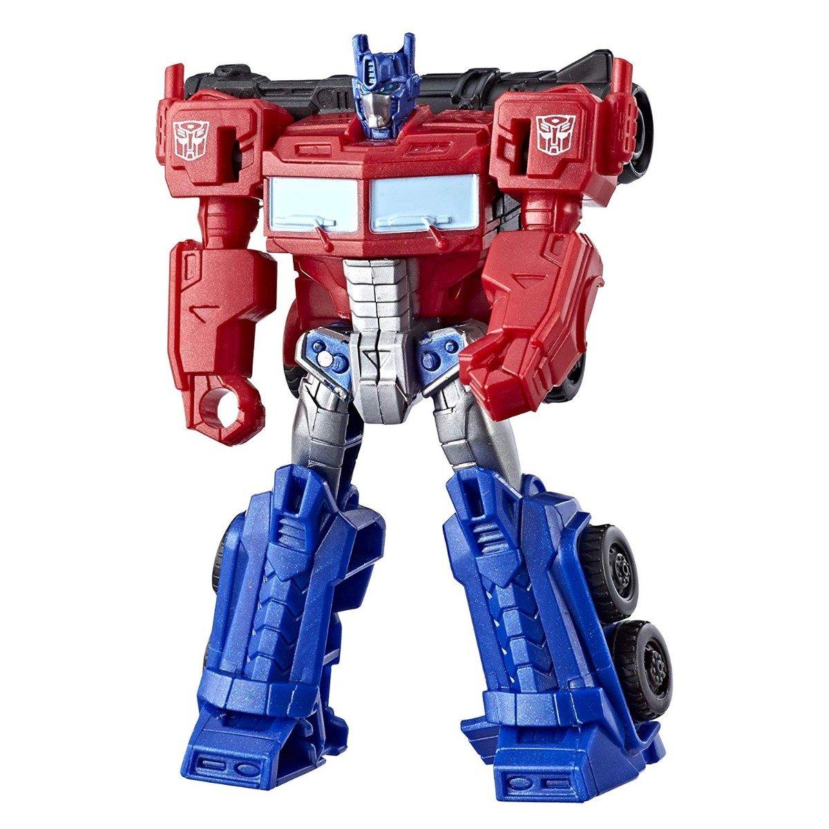 Figurina Transformers Cyberverse Scout, Optimus Prime, 1897