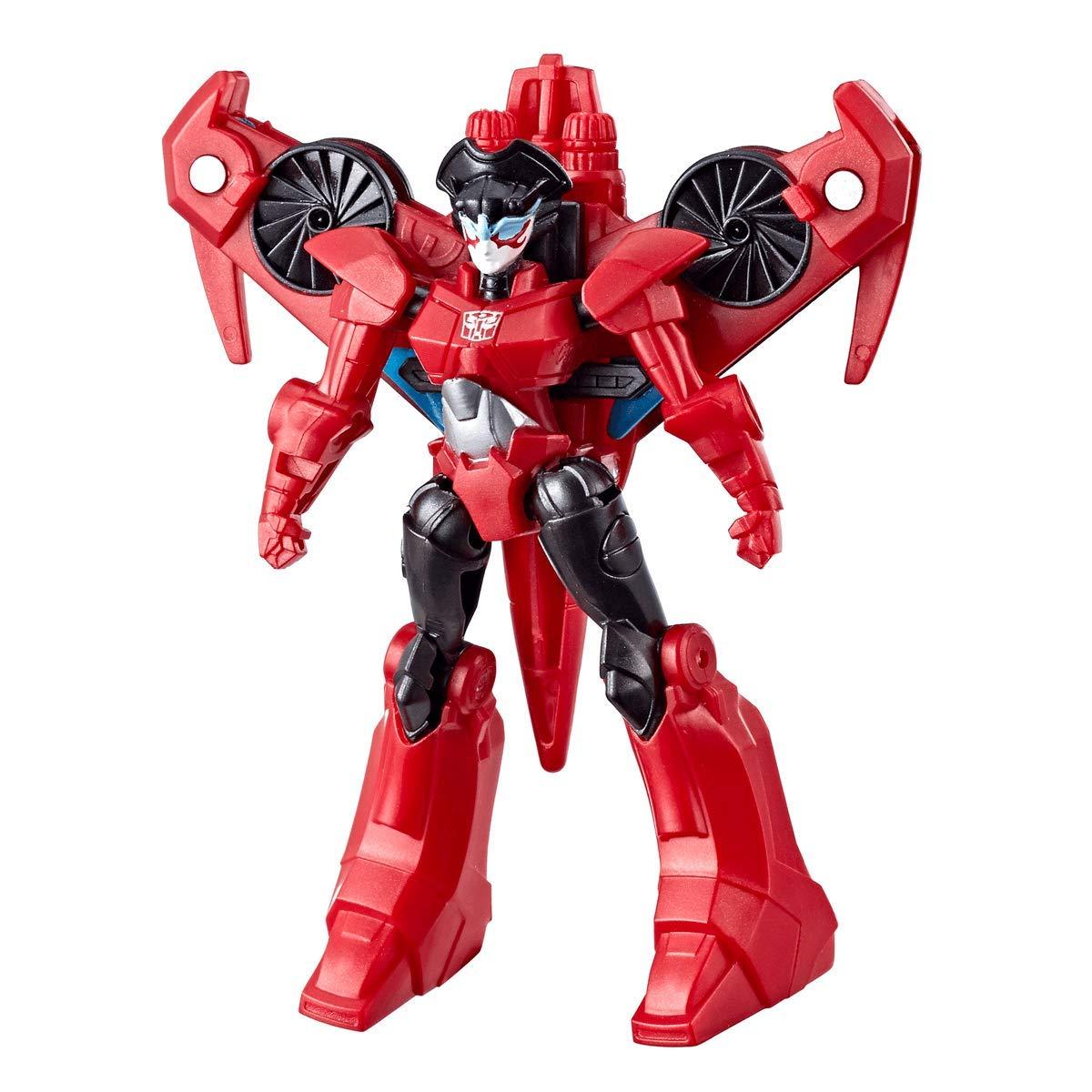 Figurina Transformers Cyberverse Scout, Windblade, E1896