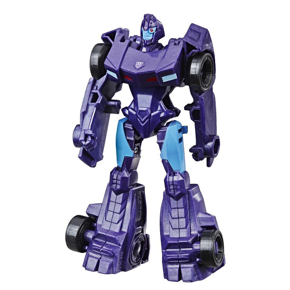Figurina Transformers Cyberverse Scout, Shadow Striker, E3633