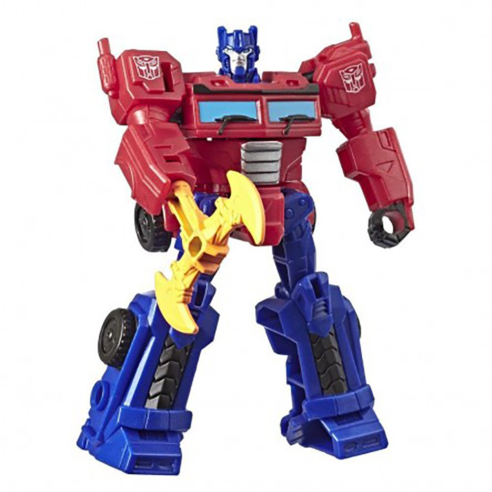 Figurina Transformers Cyberverse, Optimus Prime E4784