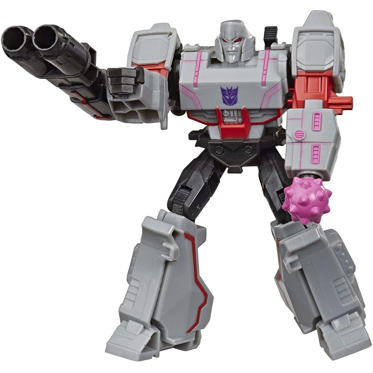 Figurina Transformers Cyberverse Action Attackers Warrior, Megatron E7087