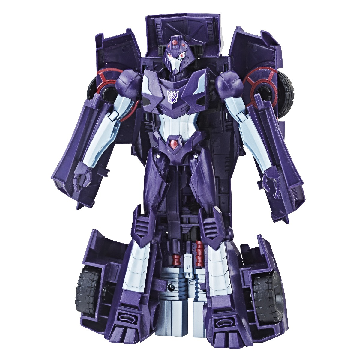 Figurina Transformers Cyberverse Action Attacker Ultra Shadow Striker