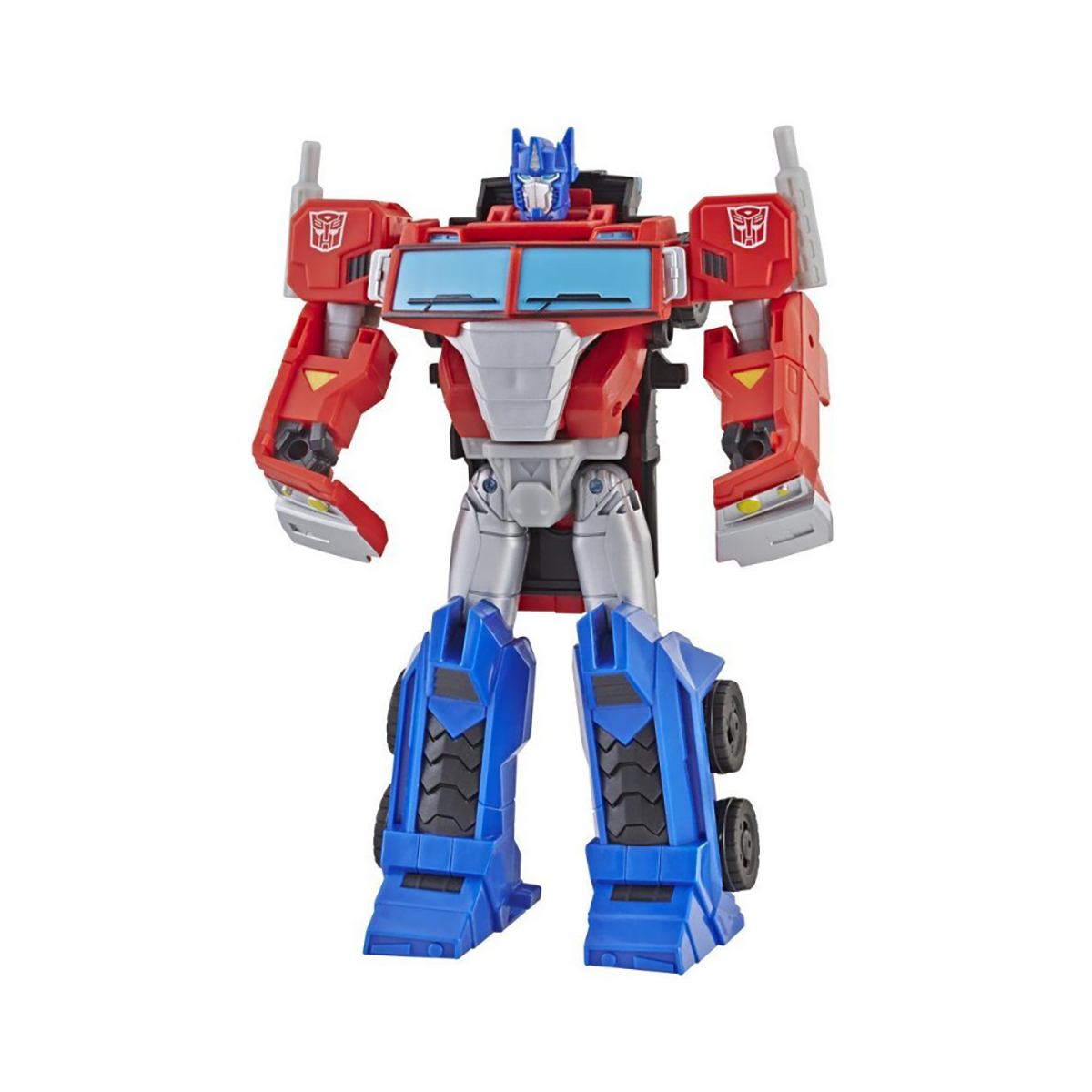 Figurina Transformers Cyberverse Action Attacker Ultra, Optimus Prime