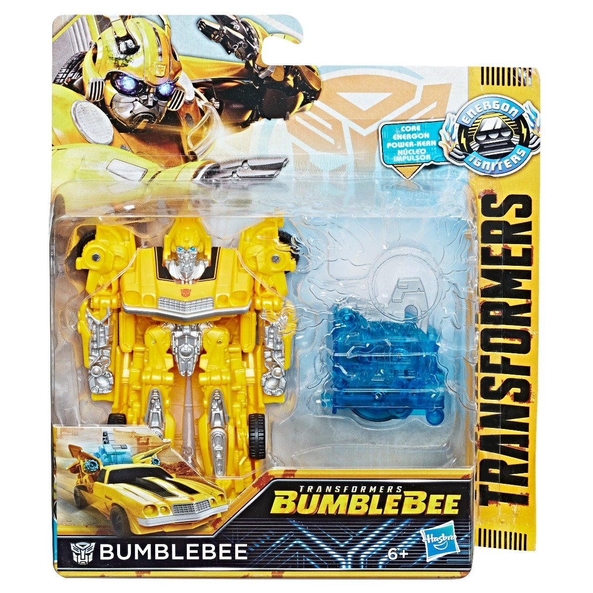 Figurina Transformers Energon Igniters Bumblebee Stryker 2