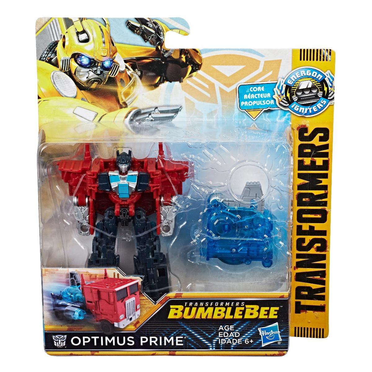 Figurina Transformers Energon Igniters Optimus Prime Stryker 1