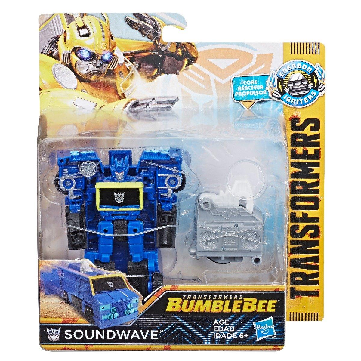 Figurina Transformers Energon Igniters Soundwave