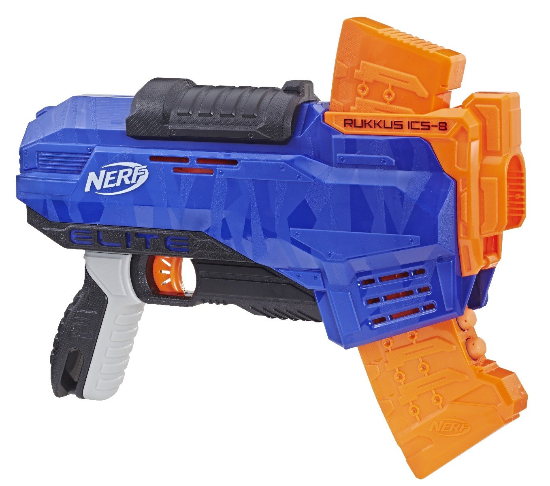 Blaster Nerf N-Strike Elite, Rukkus Ics