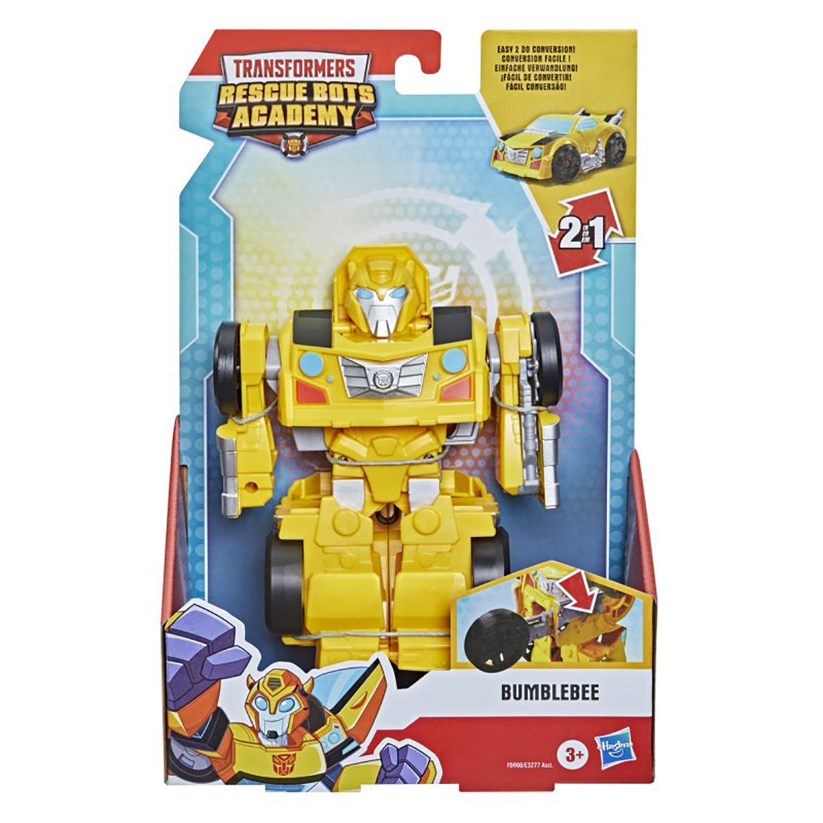 Figurina Transformers Rescue Bots Academy, Bumblebee, F0908
