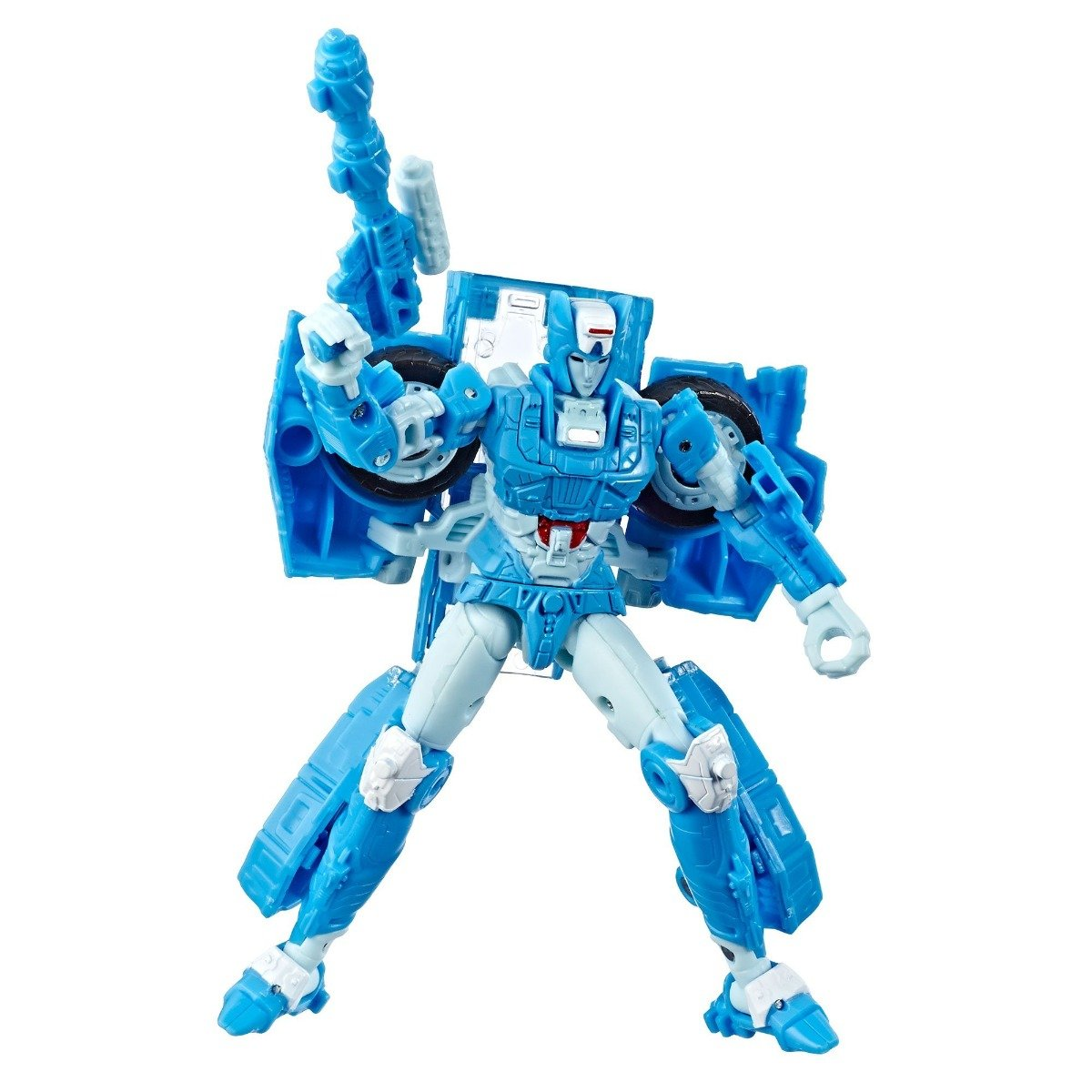 Figurina Transformers Deluxe War for Cybertron, Chromia, E3539