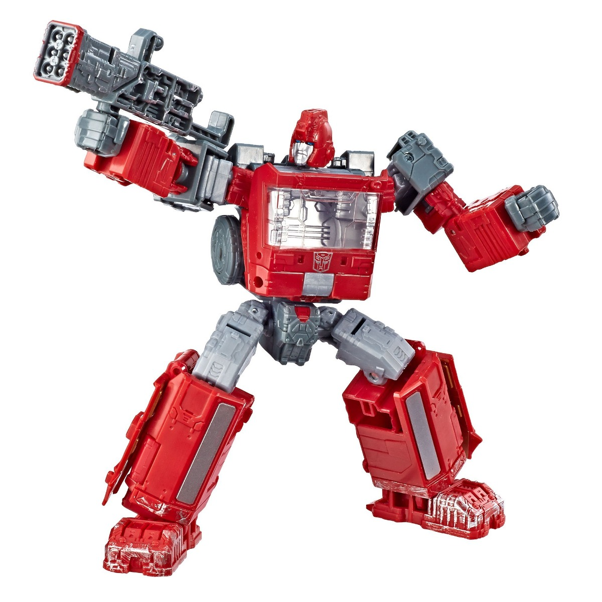 Figurina Transformers Deluxe War for Cybertron, Ironhide, E3538