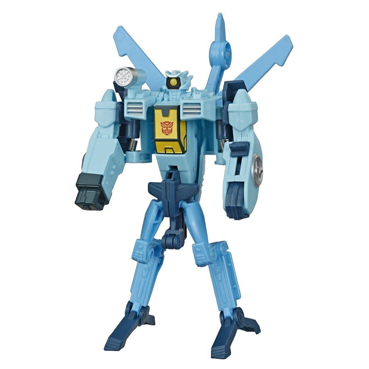 Figurina Transformers Cyberverse, Whirl E7072