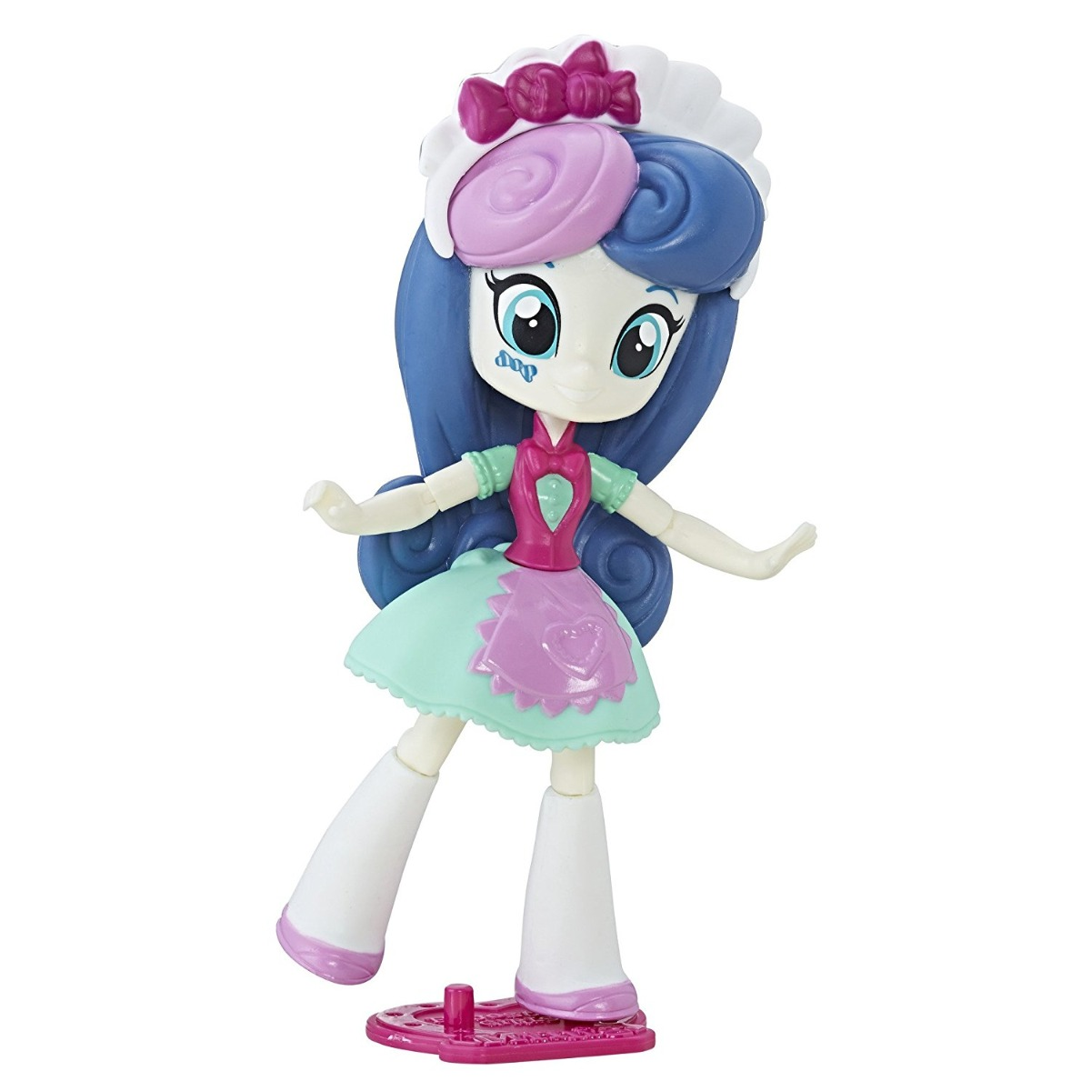 figurina my little pony equestria girls minis - sweetie drops