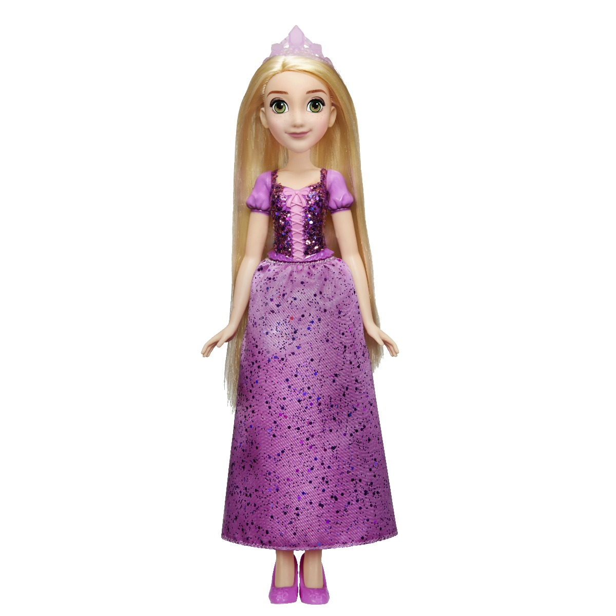 Papusa Disney Princess - Shimmer Fashion Rapunzel
