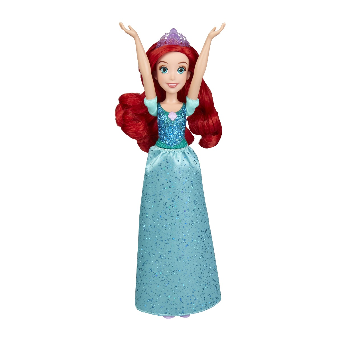 Papusa Disney Princess - Shimmer Fashion - Ariel
