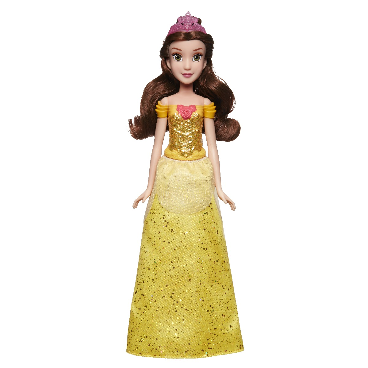 Papusa Disney Princess - Shimmer Fashion - Belle