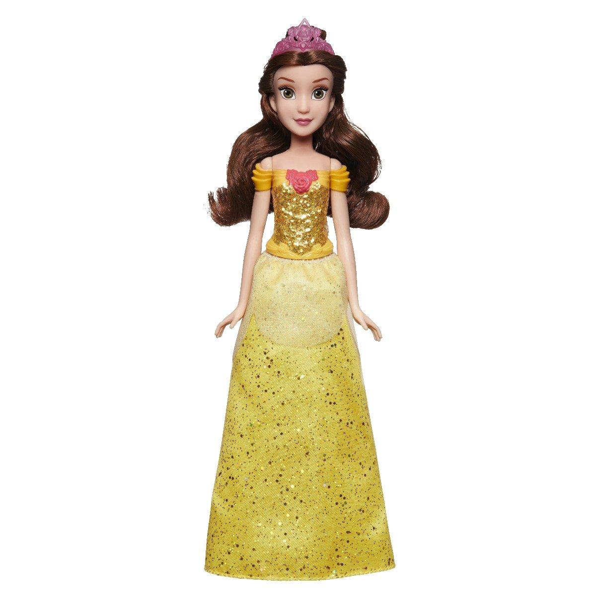 Papusa Disney Princess - Shimmer Fashion - Belle