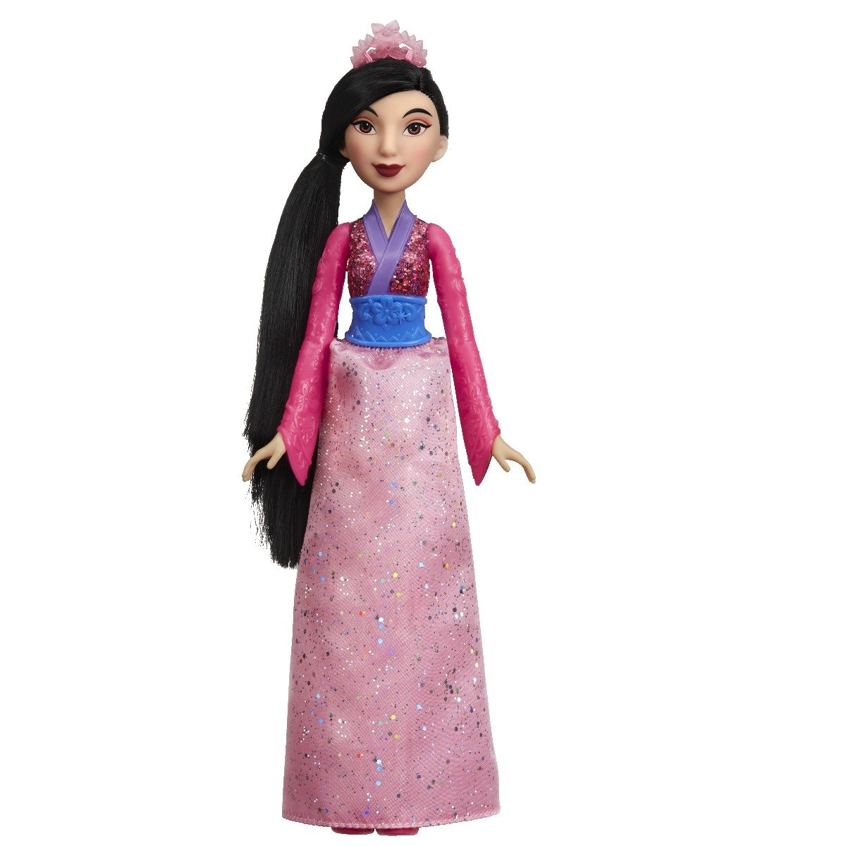Papusa Disney Princess - Shimmer Fashion - Mulan