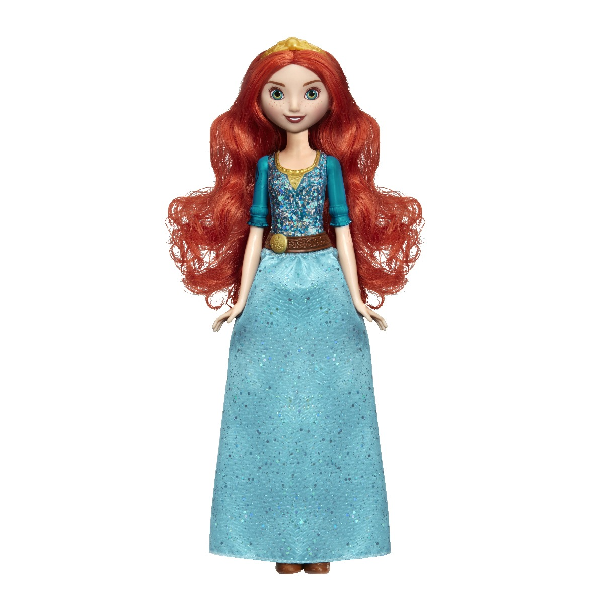 Papusa Disney Princess - Shimmer Fashion - Merida