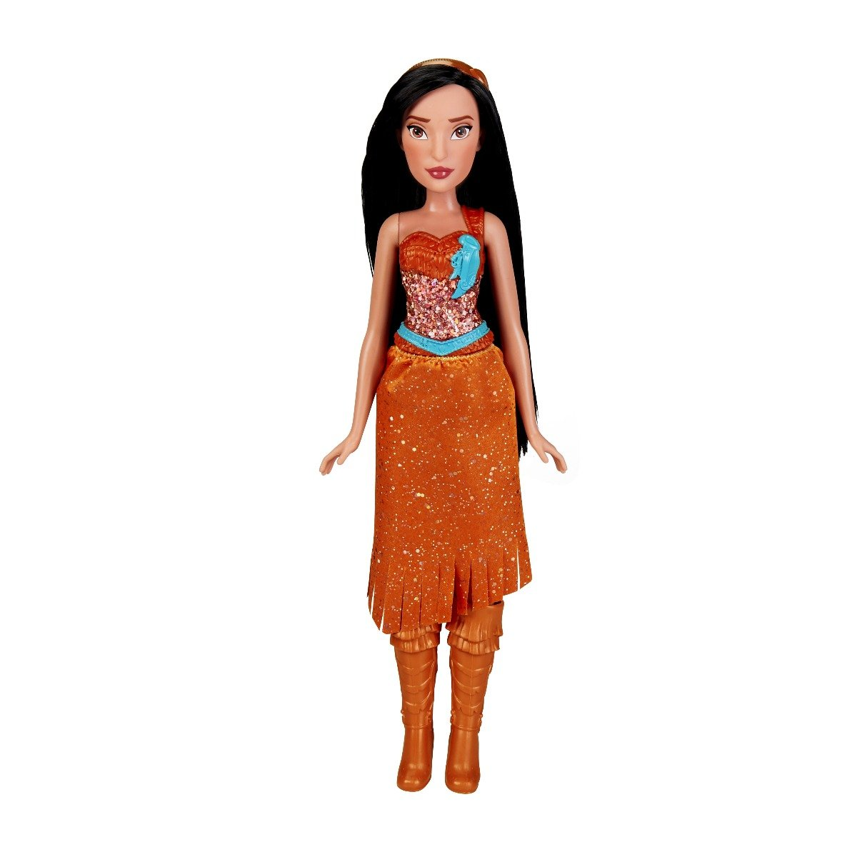 Papusa Disney Princess - Shimmer Fashion - Pocahontas