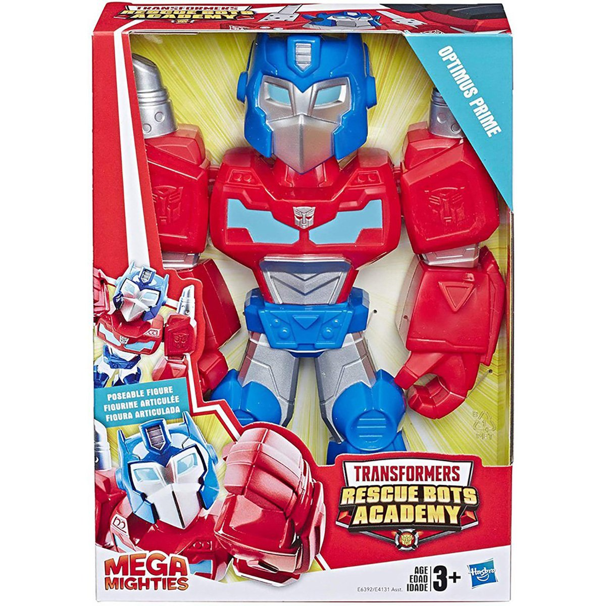 Figurina Transformers Mega Mighties Optimus Prime