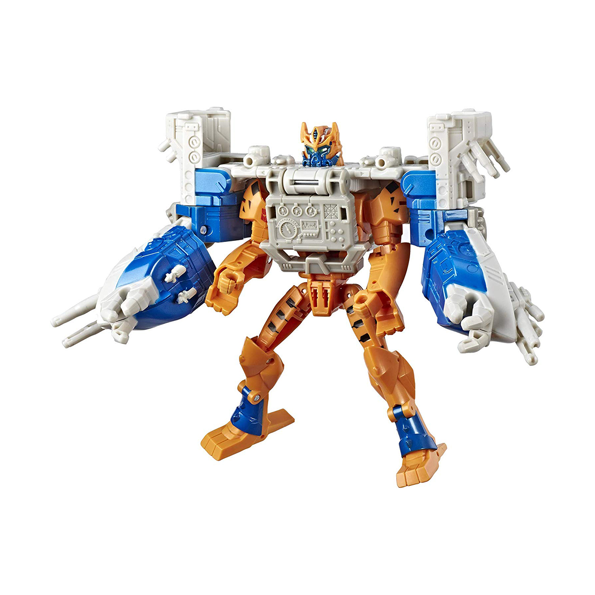Figurina Transformers Cyberverse Spark Armor, Cheetor, Sea Fury, E5559