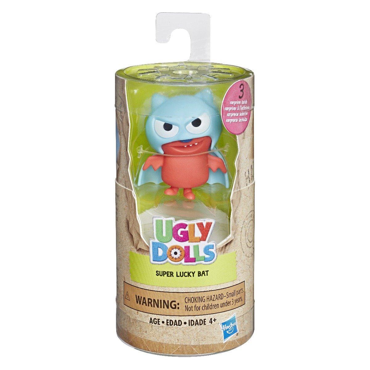 Figurina cu accesorii Ugly Dolls, Super Lucky Bat (E4543)