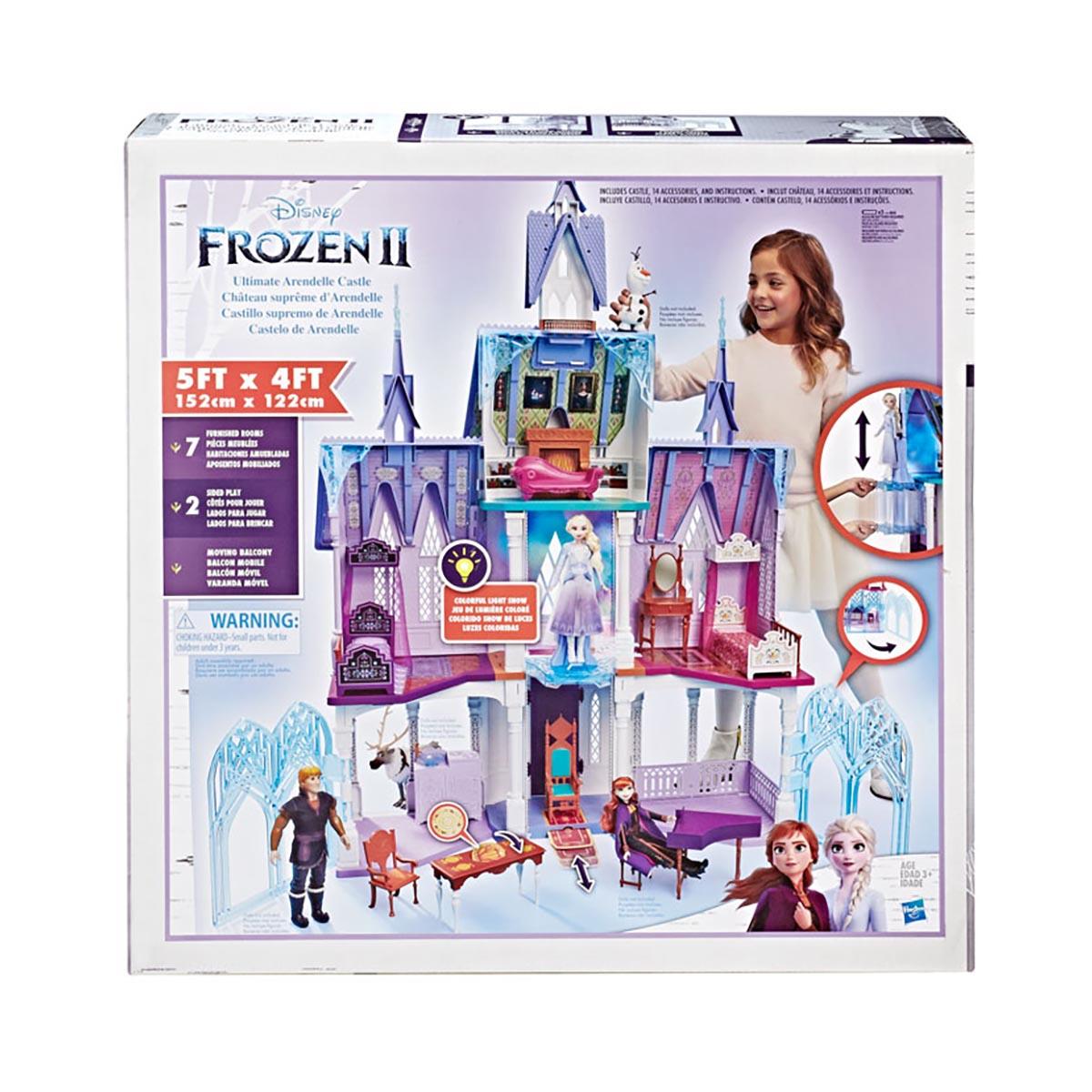 Castelul din Arendelle Disney Frozen 2, 152 cm