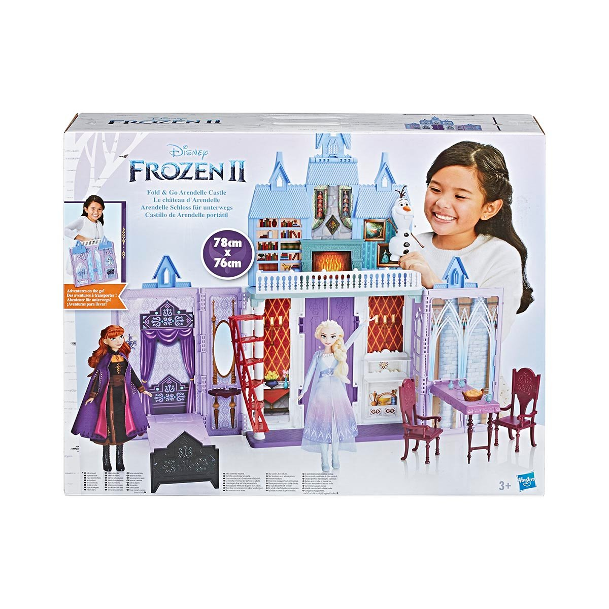 Set de joaca Castel, Disney Frozen 2